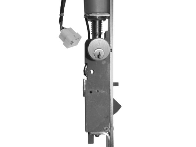 SS 10195R Solenoid Operated Electro-Mechanical Deadlatch