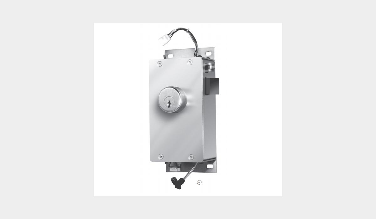 Pneumatically Operated Deadlatch